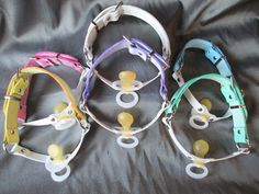 Fancy Dress, Adult Baby AB/DL Leather, NUK Pacifier/Dummy/Binkie Gags by SubSpaceLeathers1 on Etsy https://www.etsy.com/listing/260850120/fancy-dress-adult-baby-abdl-leather-nuk