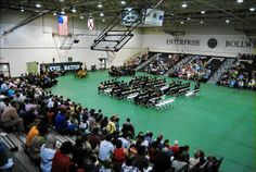 Enterprise State Community College Spring 2014 Commencement
