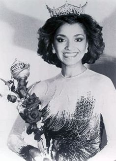 """Suzette Charles became the second Black woman to be named """"Miss America"""" (July 23, 1984).  When Vanessa Williams was forced to relinquish the title (amid a scandal triggered by the nude photographs published in Penthouse magazine), Ms. Charles was crowned in Ms. Williams' place and served the remaining seven weeks of Ms. Williams' reign (the shortest reign of any Miss America)."""