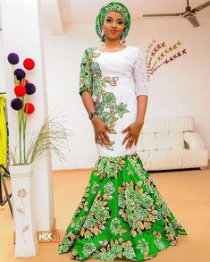 These classy Ankara styles will make you locate your tailor; if you want to turn heads at the next event you attend, then you need these Ankara styles to make a difference Ankara Styles For Women, African Dresses For Women, African Attire, African Wear, African Fashion Dresses, African Women, Ankara Fashion, African Beauty, Nigerian Fashion