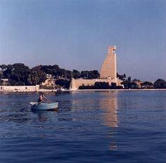 Sailor's monument, Brindisi, Italy