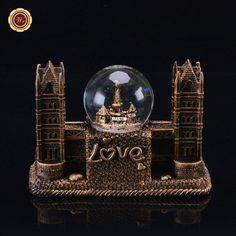 WR Resin Lovely Gifts American Famous Building Decoration Souvenirs Creative Artwork Unique Model Toy for Home Decor