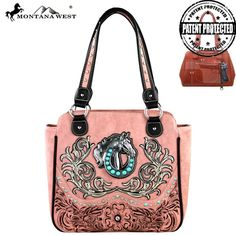 Montana West Concealed Carry Collection Handbag (MW254G-8350)