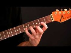 How to Play Guitar - Finger Strength Exercises