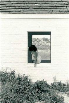 Debranne Cingari, Nantucket Nude III, 2000, Ed. 1/10, silver gelatin photograph, 10 X 6 inches