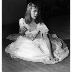 3 September 1967: Judi Dench as Ophelia in 'Hamlet' at the Old Vic Theatre