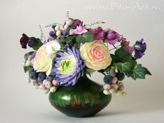 Decoclay flowers