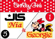 girls custom design party invitations