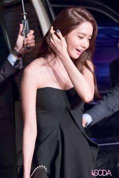 Yoona breast