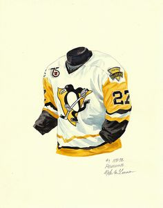 186 Best  91- 92 Pittsburgh Penguins images  3a5059271