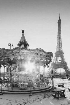 ♔ Carousel ~ Paris