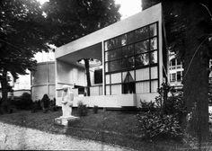 Pavillon de l'Esprit Nouveau, Paris, France, 1924