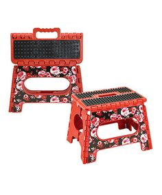 Kidsu0027 Step Stools - Folding Step Stool 15 Inch with Anti Slip Dots Black * For more information visit image link. | Kids Games | Pinterest  sc 1 st  Pinterest & Kidsu0027 Step Stools - Folding Step Stool 15 Inch with Anti Slip Dots ... islam-shia.org