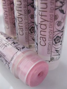 Cotton Candy Flavored Lip Gloss