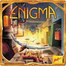 Zoch Verlag - Kinderspiele, Familienspiele, Geschicklichkeitsspiele: Enigma