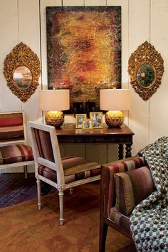 From the creative mind of Larry Nearhoof, formally of Harrod's and Saks 5th Avenue, springs ACC's award-winning furniture showrooms – voted best in the west and southwest. Unfolding a dream of what your home could be to deliver a fantasy at the highest level, we bring visual excitement to your shopping experience. #furniture #santafe