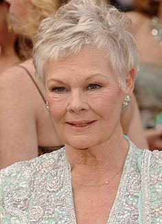 """Dame Judith Olivia """"Judi"""" Dench, CH, DBE, FRSA is an English film, stage and television actress. Dench made her professional debut in 1957 with the Old Vic Company. A wonderful person and actress."""