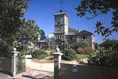 Sydney Observatory  Located on Observatory Hill in Sydney's Rocks area, the Sydney Observatory is not only a distinctive Sydney landmark but also an astronomical centre. It is an adjunct of the Powerhouse Museum on Darling Harbour.
