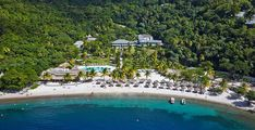 Sugar Beach Villas/Resorts - Soufriere, St Lucia - A Viceroy Resort - Formerly The Jalousie Plantation