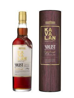 """Kavalan """"Solist"""" Sherry cask - Single malt taiwanese, invecchiato in sherry, estremamente complesso, aromi fruttati e molto speziati (da provare, miglior whisky al mondo sia secondo i Worlds Whiskies Awards, sia secondo maltmaniacs.net, tra l'altro lo si trova intorno ai 150/160 euro, prezzo incredibile per un whisky dai titoli cosí esagerati)"""