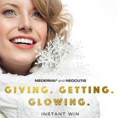 I just entered the Mederma® + NEOCUTIS Giving. Getting. Glowing. Instant Win! Enter now and you could win a luxury skincare product from Mederma® and NEOCUTIS and I could receive a bonus entry. #Sweepstakes No Purchase Necessary. Ends on 12/21/16. Void where prohibited by law. For more info and complete rules, click here.