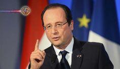 França: Presidente Francois Hollande disse que ataque norte-americano é resposta a Assad. O presidente francês François Hollande disse que o ataque dos EUA