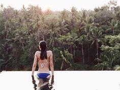 That's where I want to be - missing this magical view and days filled with dreaming ||| Как только так сразу обратно в Убуд потому что скучаю. #убуд#бали#джунгли#бассейн#пора#скучаю#пальмы#ждунгли#коуч#coach#wellness#movenourishbelieve#ubud#bismaeight#cleanse#yoga#bali#jungle#palms#luxetravel#luxenomad#luxtravel#nomad#jetsetter#wonderlust#wellnesscoach#iin by katya_maia