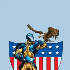 X-O Manowar Armor screenshots, images and pictures - Comic Vine