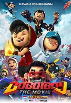 Phim BoBoiBoy Phiêu Lưu Ký