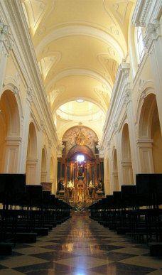 San Agustin Chruch, Malaga Spain