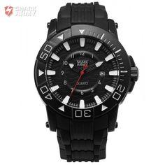 Quartz Watches Men's Watches Geneva Fashion Men Date Alloy Case Synthetic Leather Analog Quartz Sport Watch Zegarek Meski Horloges Mannen