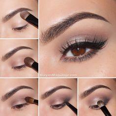 """Makeup """"City Smokey"""" Make-up mit Wayne Goss, The Eye Set Makeup Goals, Love Makeup, Makeup Inspo, Makeup Inspiration, Makeup Ideas, Makeup 101, Makeup Primer, Makeup Hacks, Gorgeous Makeup"""