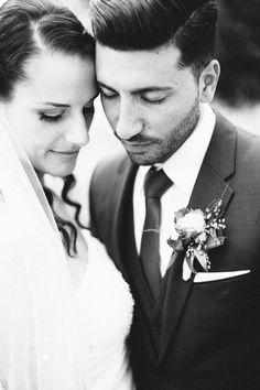 Die romantische Hochzeit von Lena und Bertan | Foto: Julia and Gil