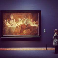 Rijksmuseum - De samenzwering van de Bataven onder Claudius Civilis