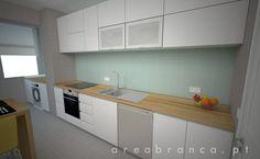 Cozinha - Depois #areabranca #decoraçãointeriores #designinteriores #interiordesign #cozinha
