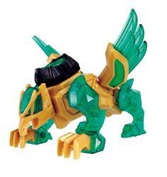 1 X Plamonster Series 05 - Kamen Rider Wizard: Green Griffon