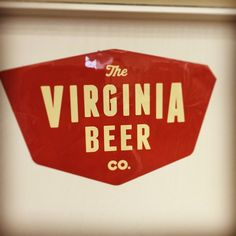 """Counting down the days until I have a new favorite beer. If you don't know about @virginiabeerco you gotta check out their Instagram/Twitter/Facebook/Website/Text me about them. #BurgBeer"" Offering direct text updates...now that's a social media campaign! Your #craftbeer resume gets better by the day."