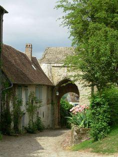 Gerberoy-Normandie (Picardie), France