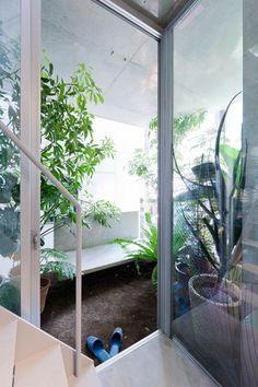 Vivienda de muros de cristal - Noticias de Arquitectura - Buscador de Arquitectura