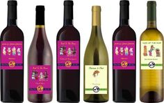 HSVB :: New line of wines benefits local animals.