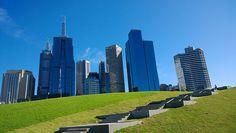 Birrarung Marr, Melbourne Willis Tower, Uni, Melbourne, Australia, City, Building, Travel, Viajes, Buildings