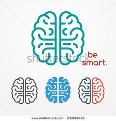 Find Abstract Flat Looking Human Brain Logo stock images in HD and millions of other royalty-free stock photos, illustrations and vectors in the Shutterstock collection. Free Vector Clipart, Clipart Design, Free Vector Graphics, Science Symbols, Science Icons, Brain Graphic, Brain Vector, Brain Icon, Brain Logo