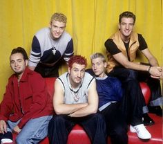 *NSYNC  Will Reunite To Receive  A Star on The Hollywood Walk of Fame |