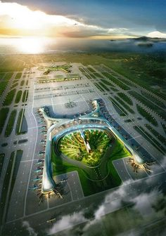 Incheon International Airport - South Korea <3