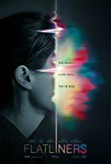 Sony has released the first official trailer and poster for Flatliners remake, starring Ellen Page, Diego Luna, Nina Dobrev, James Norton and Kiersey Clemons. Ellen Page, Diego Luna, Watch Free Full Movies, Full Movies Download, Movies To Watch, Hd Movies Online, New Movies, Good Movies, 2017 Movies