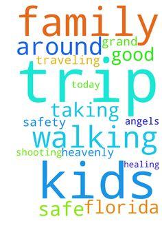 Pray for trip