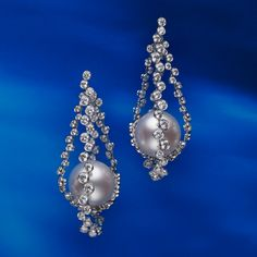 Mikimoto Mauritshuis earrings1 Girl With a Pearl A Pearl Earring and Mikimoto Go On Display