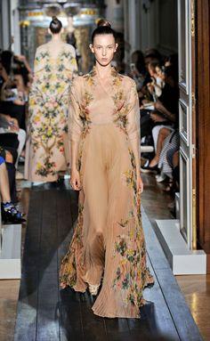 Valentino Haute Couture Fall-Winter 2012-2013.