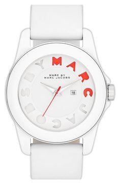 'Icon Stripe' Watch