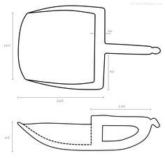 Wikingerzeitliches Ösfass aus Haithabu -- Viking Age bailer from Hedeby